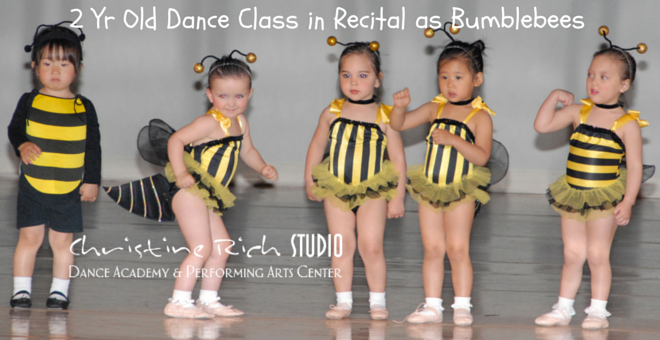 2 Year Old Toddler Dance Class Christine Rich Studio