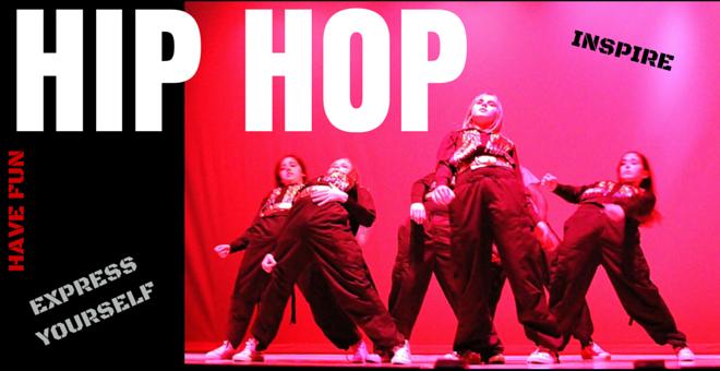 Hip Hop Show Jazz Dance Christine Rich Studio Savoy Champaign