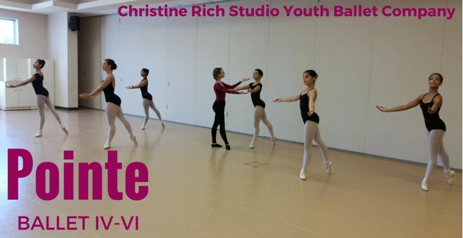 Ballet IV-VI Pointe