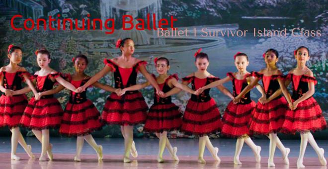 Continuing Ballet