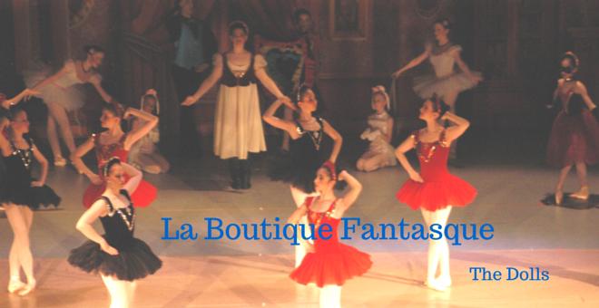 La Boutique Fantasque at Christine Rich Studio